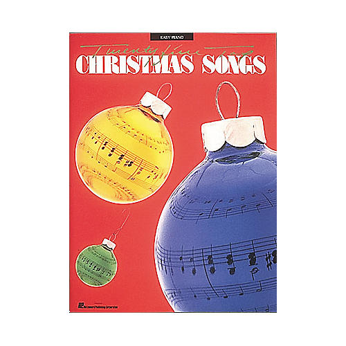 Hal Leonard Twenty Five Top Christmas Songs For Easy Piano