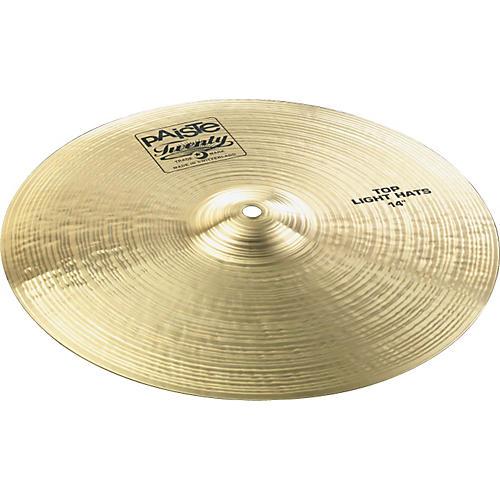 Paiste Twenty Light Hi-hat Cymbals-thumbnail
