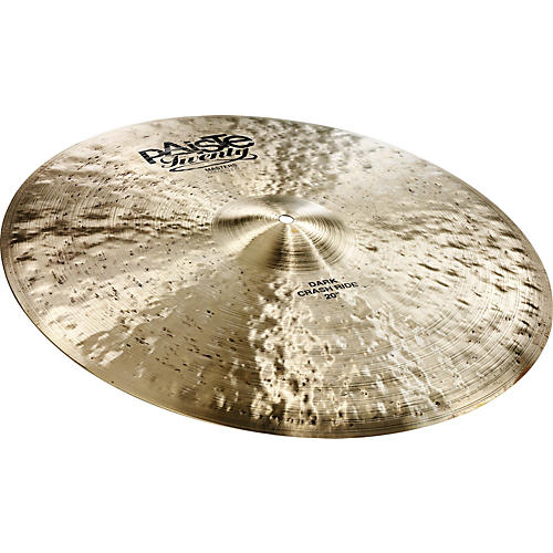 Paiste Twenty Masters Collection Dark Crash Ride 20 in.