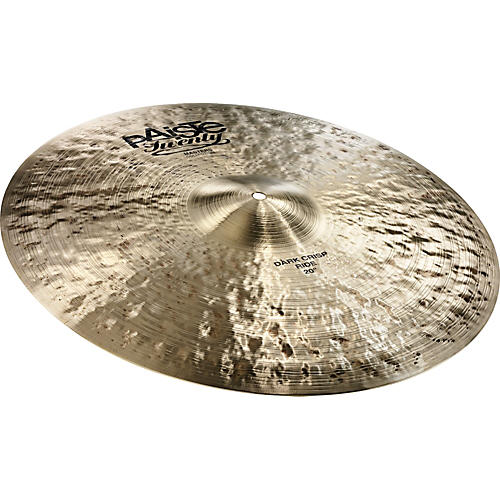 Paiste Twenty Masters Collection Dark Crisp Ride 20 in.