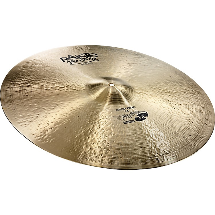 Paiste Twenty Masters Collection Deep Ride 24 inch