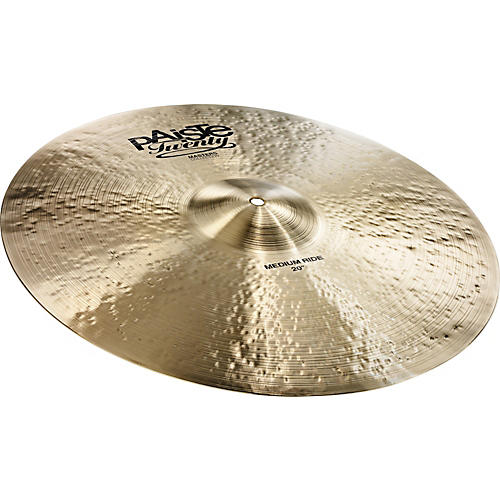 Paiste Twenty Masters Collection Medium Ride
