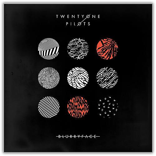 WEA Twenty One Pilots - Blurryface (2Lp W/Digital Download)
