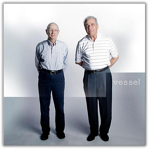 WEA Twenty One Pilots - Vessel (Clear Colored Vinyl W/Digital Download)-thumbnail