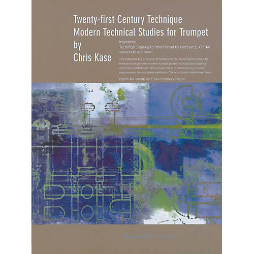 Carl Fischer Twenty-first Century Technique for Trumpet Book