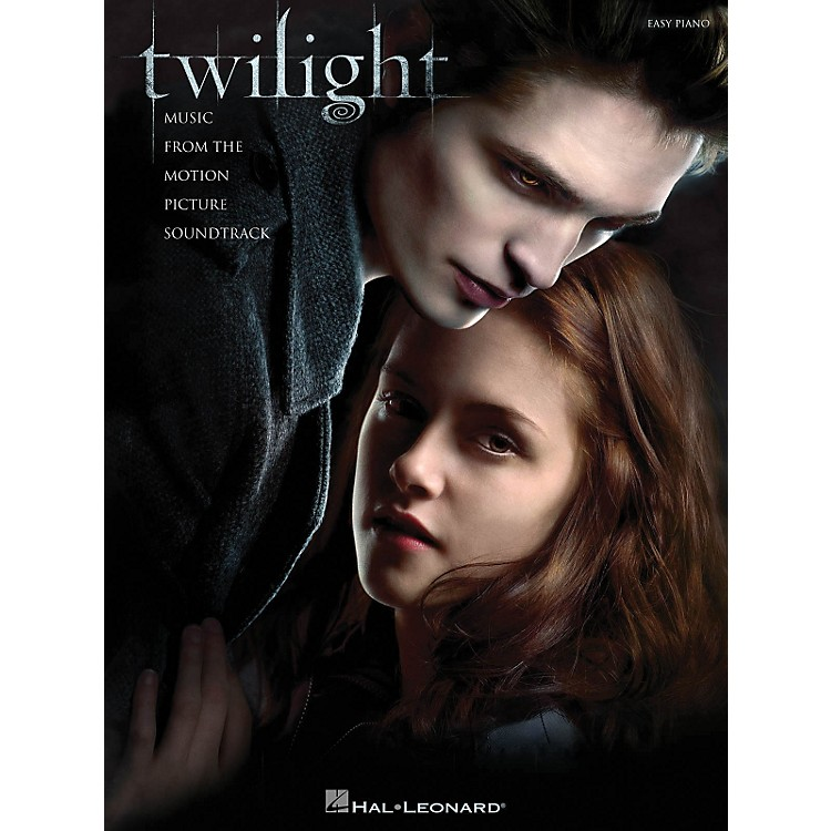 Hal LeonardTwilight - Music From The Motion Picture Soundtrack for Easy Piano