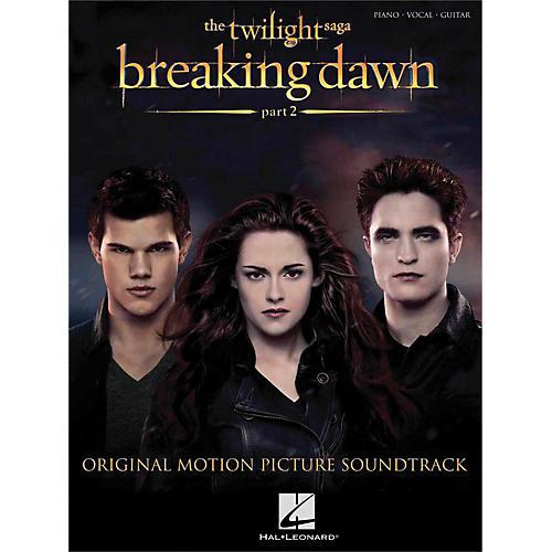 Hal Leonard Twilight: Breaking Dawn Part 2 for P/V/G (Piano/Vocal/Guitar)