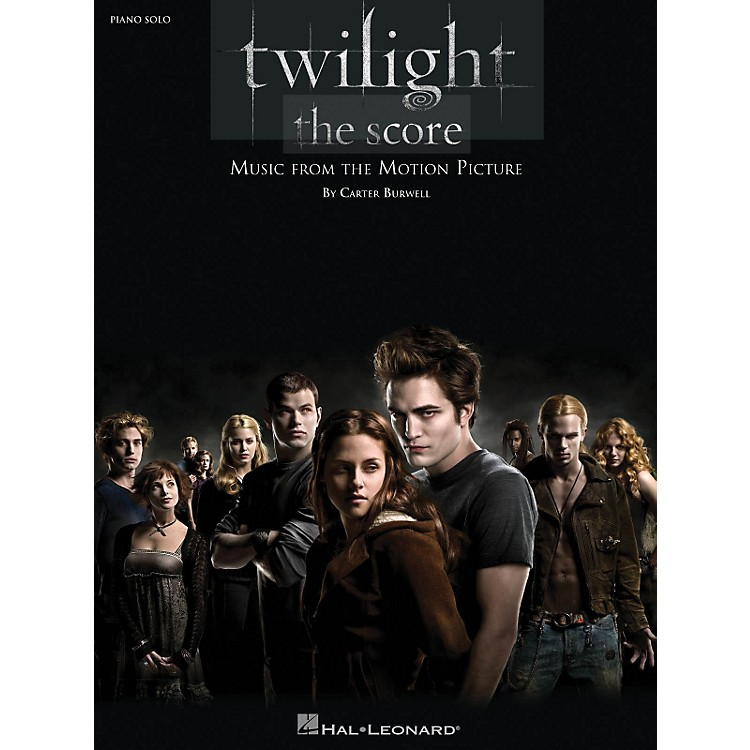 Hal LeonardTwilight Music From The Motion Picture Score For Piano Solo