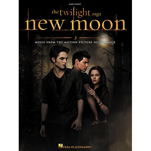 Hal Leonard Twilight: New Moon - Music From The Motion Picture Soundtrack For Easy Piano-thumbnail