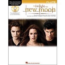 Hal Leonard Twilight: New Moon for Flute - Instrumental Play-Along CD/Pkg