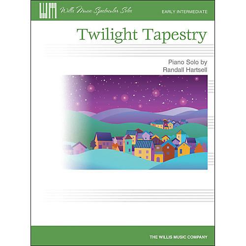 Hal Leonard Twilight Tapestry - Early Intermediate Piano Solo Sheet