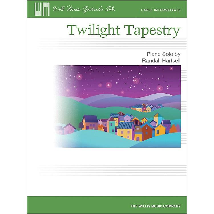 Hal LeonardTwilight Tapestry - Early Intermediate Piano Solo Sheet
