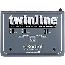 Open BoxRadial Engineering Twinline Dual Effects Loop Interface for Two Amps