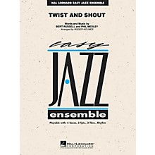 Hal Leonard Twist and Shout Jazz Band Level 2 by The Beatles Arranged by Roger Holmes