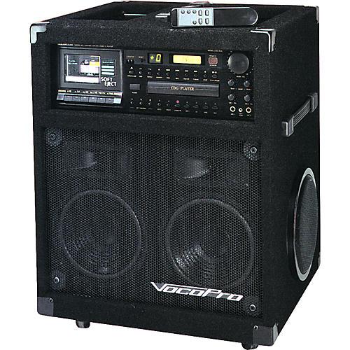 vocopro twister ii cd cassette karaoke system musician 39 s friend. Black Bedroom Furniture Sets. Home Design Ideas