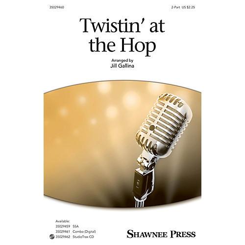 Shawnee Press Twistin' at the Hop 2-Part arranged by Jill Gallina-thumbnail