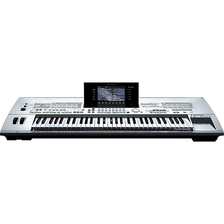 Yamaha tyros professional arranger keyboard musician 39 s for Yamaha professional keyboard price