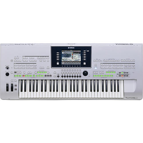 Yamaha Tyros3 Arranger Workstation Keyboard
