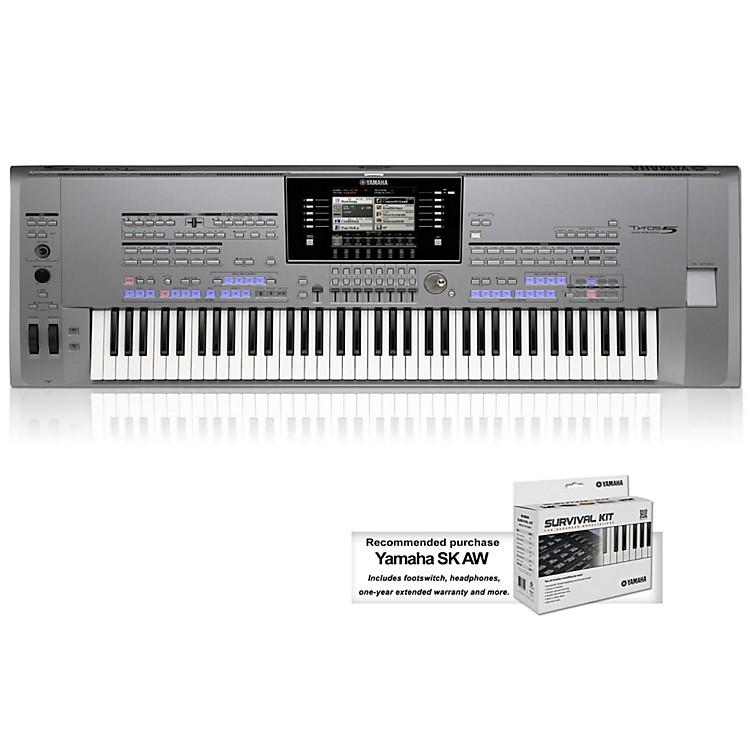 YamahaTyros5 76-Key Arranger Workstation