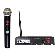 Open Box Nady U-1100 HT – 100 Channel UHF Handheld Wireless Microphone System