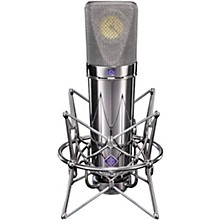 Neumann U 87 Rhodium Edition Set Black