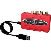 Open BoxBehringer U-CONTROL UCA222 USB Audio Interface