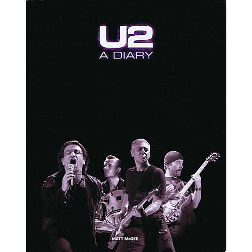 Omnibus U2 - A Diary Omnibus Press Series Softcover-thumbnail