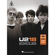 Hal Leonard U2 18 Singles Guitar Tab Songbook