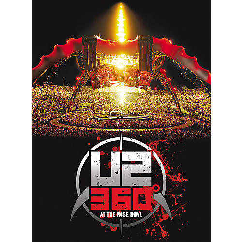 Interscope U2 360° At The Rose Bowl DVD