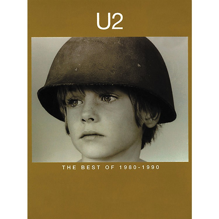 Hal LeonardU2-Best of 1980-1990 Piano, Vocal, Guitar Book