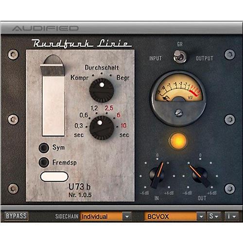 Audiffex U73b Compressor-thumbnail
