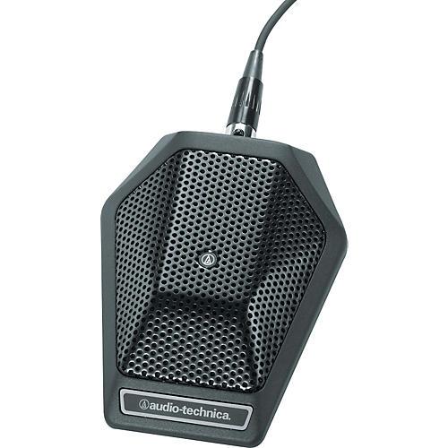 Audio-Technica U851R Boundary Mic black