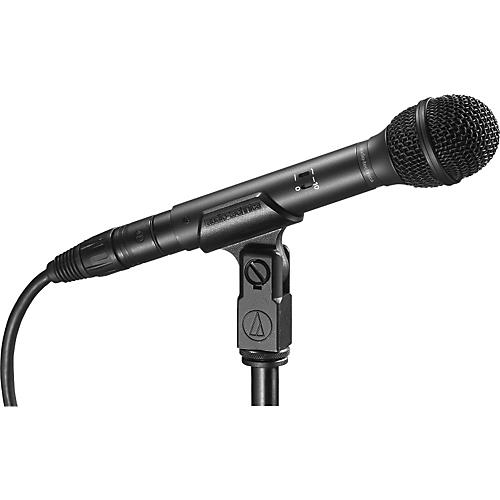 Audio-Technica U873R Handheld Hypercardioid Condenser Microphone-thumbnail
