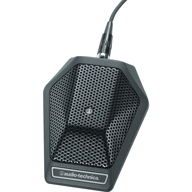Audio-TechnicaU891R Boundary Microphone with Switch