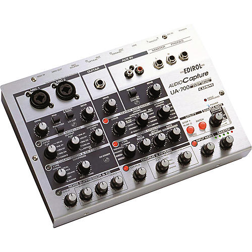 Edirol UA-700 24-Bit USB Digital Audio with COSM Effects and MIDI Interface