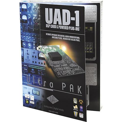 Universal Audio UAD-1 Ultra Pak-thumbnail