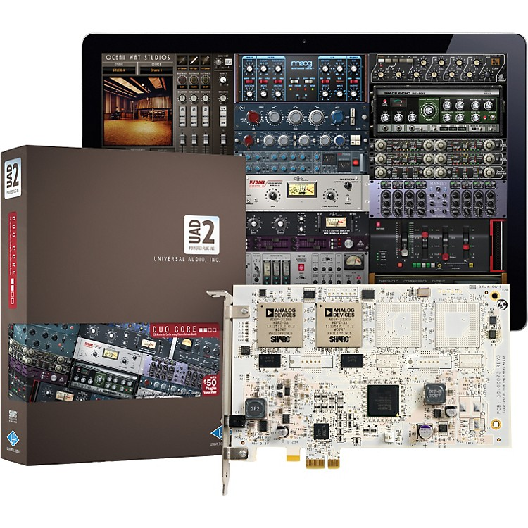 Universal AudioUAD-2 DUO DSP Accelerator