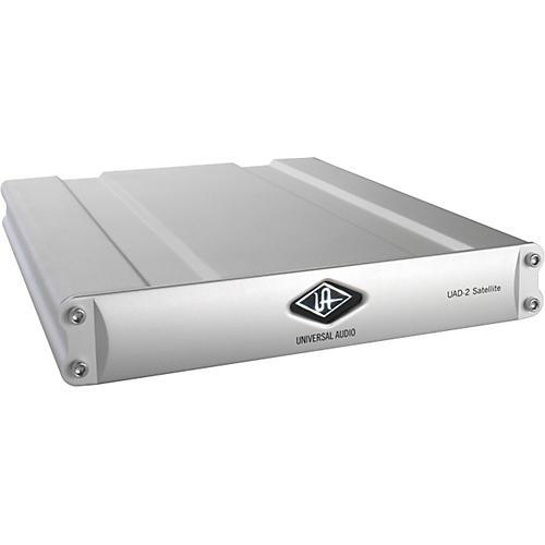 Universal Audio UAD-2 Satellite QUAD Omni 6 Firewire DSP Accelerator Card w/ Omni Plug-In Bundle
