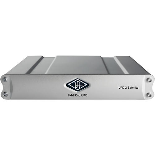 Universal Audio UAD-2 Satellite QUAD Ultimate 2 FireWire DSP Accelerator Package-thumbnail