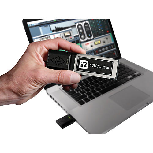 Universal Audio UAD-2 Solo Laptop DSP Accelerator Card