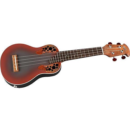 Applause UAE20 Acoustic-Electric Deluxe Soprano Ukulele-thumbnail