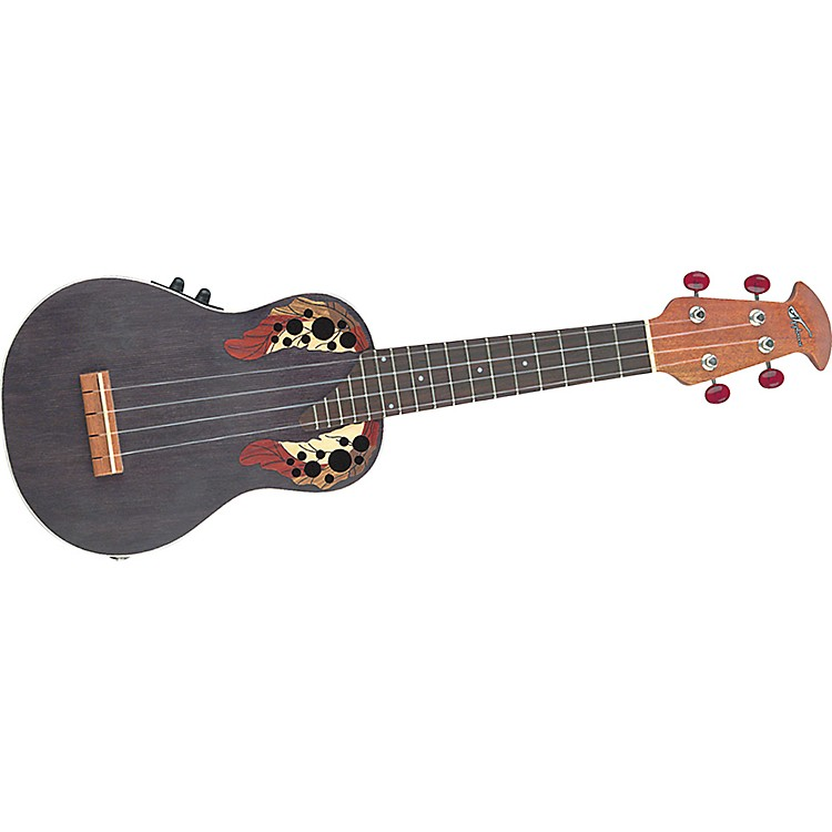 Applause UAE20 Acoustic-Electric Deluxe Soprano Ukulele