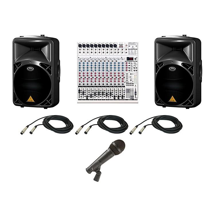 BehringerUB2442FX-Pro / B312D PA Package
