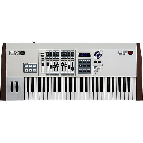 CME UF-5MLan Silver Edition Keyboard Controller