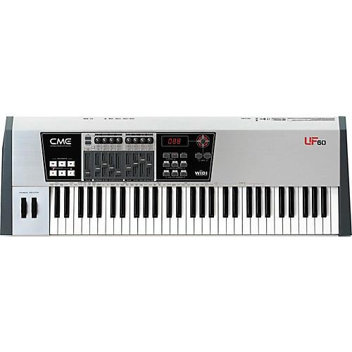 CME UF-60 61-Key Master Keyboard MIDI Controller-thumbnail