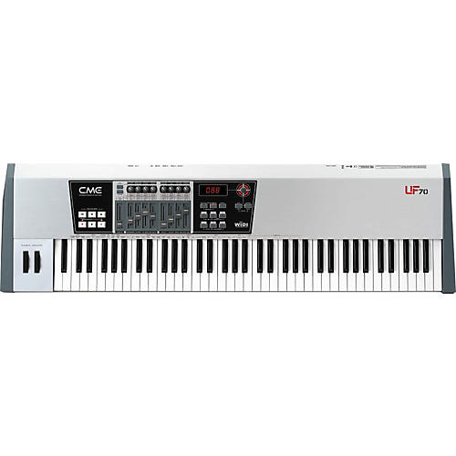 CME UF-70 76-Key Master Keyboard MIDI Controller