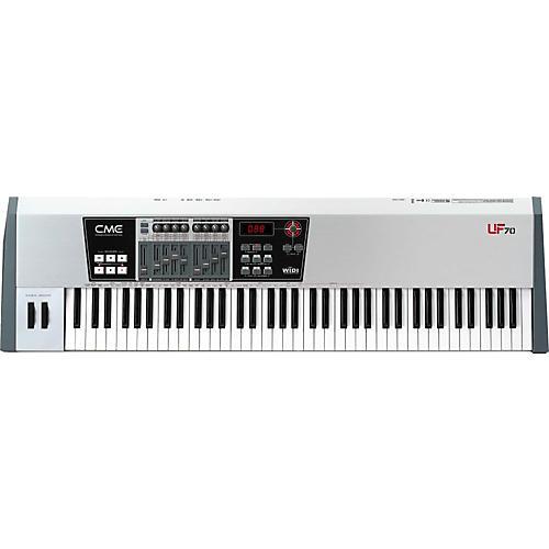 CME UF-70 V2 76-Key Master Keyboard MIDI Controller