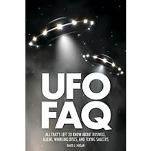 Backbeat Books UFO FAQ FAQ Pop Culture Series Softcover Written by David J. Hogan