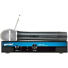 Gemini UHF-116M Single Channel Dynamic Microphone Wireless System