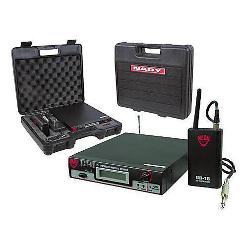 Nady UHF-16 Instrument Wireless System-thumbnail